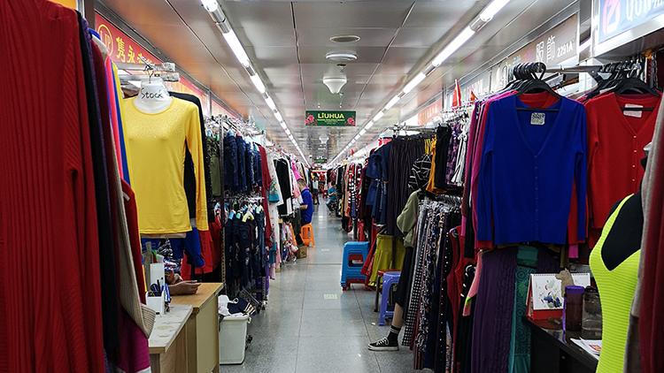 clothing wholesale markets